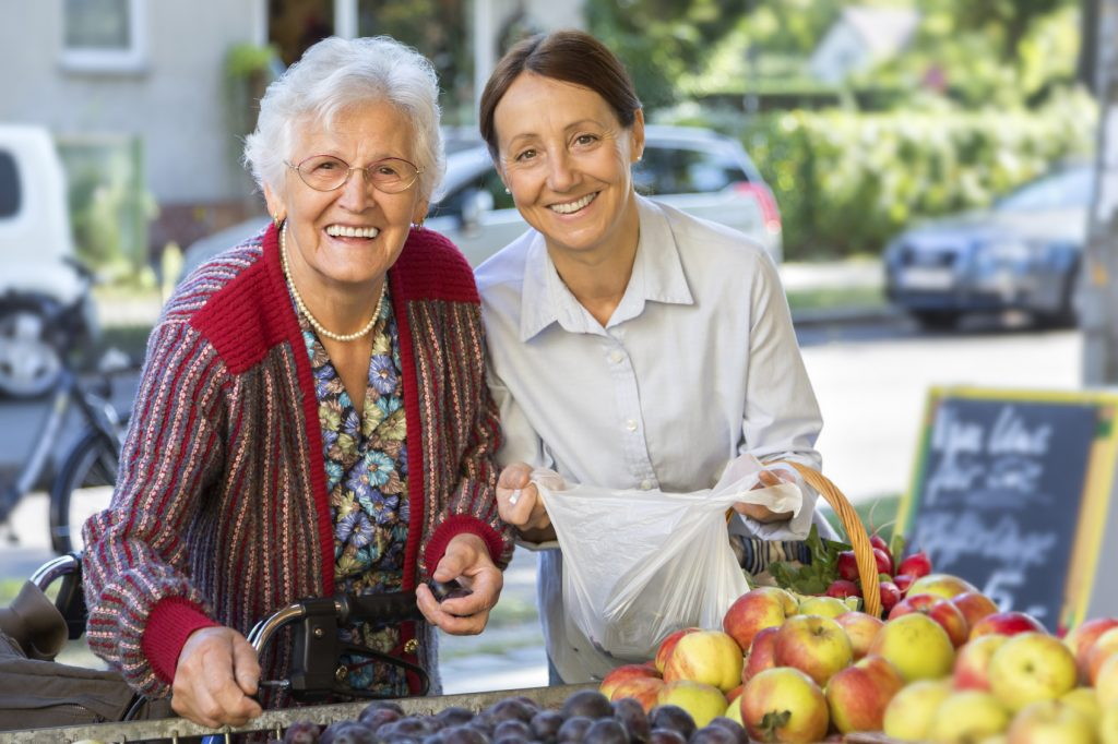 senior health care provide in San Mateo CA